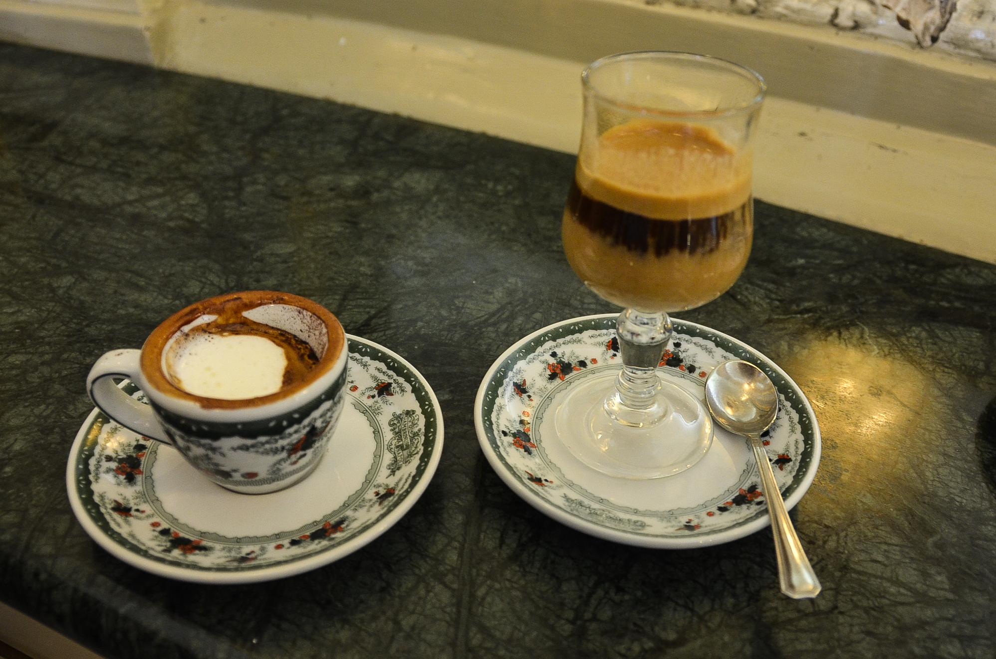 неаполь кафе гамбринус