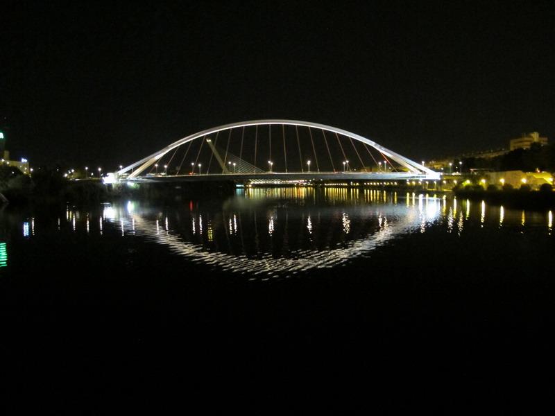 Севилья достопримечательности Мост Баркета