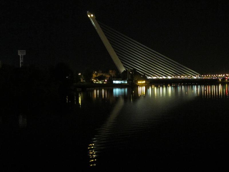 Севилья достопримечательности Мост Аламильо
