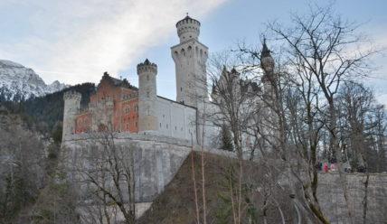 Баварские замки: Нойшванштайн и Хоэншвангау