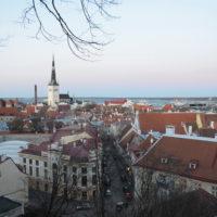В Таллин на 8-е марта