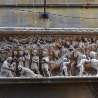 Генуя: улица Бальби, Княжеский и Королевский дворцы