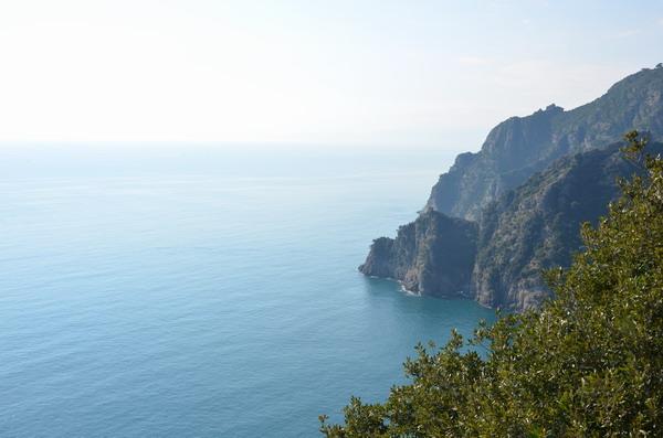 Скалы возле Портофино