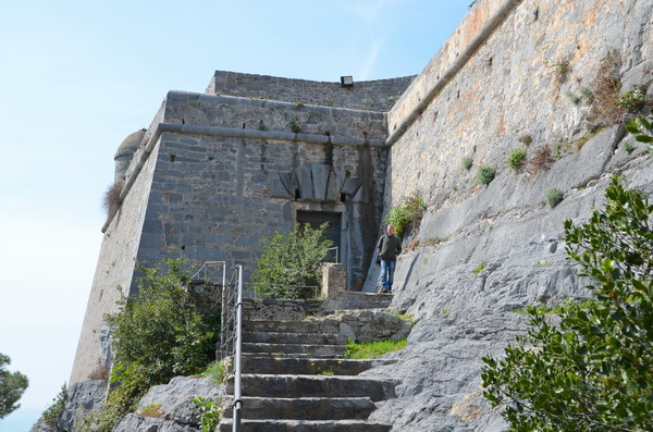Замок Дориа в Портовенере