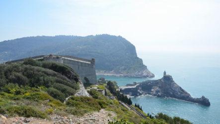 Пешком от Портовенере до Риомаджоре