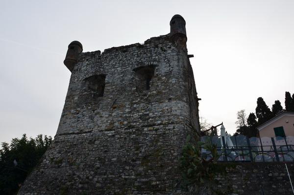 Замок в Санта-Маргерита
