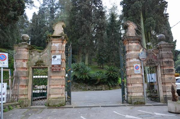 Вилла Дураццо Базилика Маргариты Антиохийской, Санта-Маргерита Лигуре