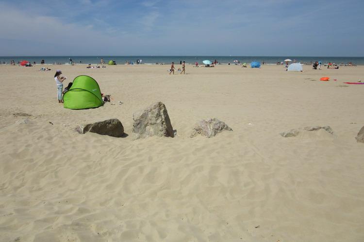 Довиль пляж