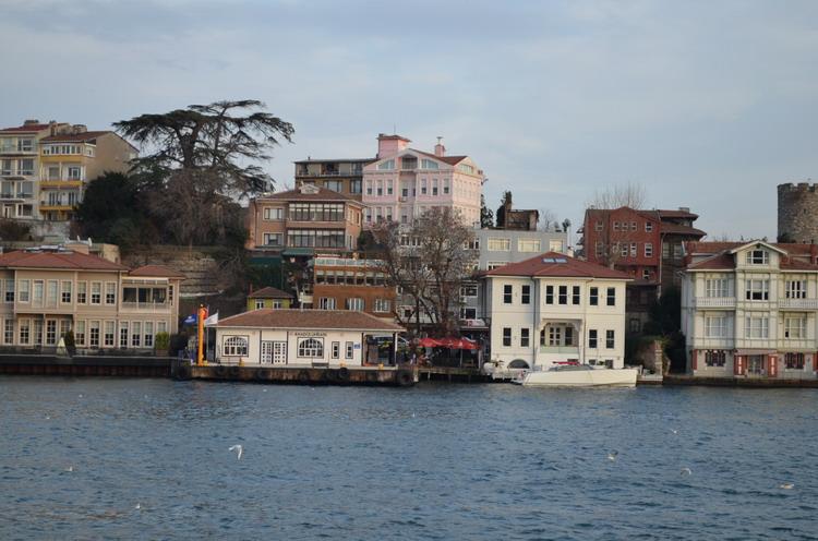 Стамбул, азиатский берег