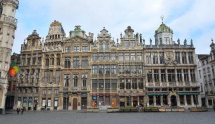 Один день в Брюсселе. Маршрут и достопримечательности