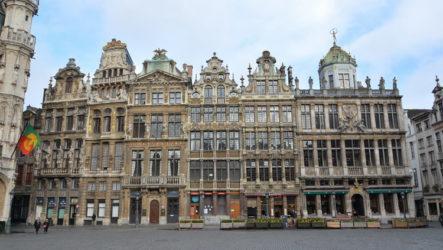 Один день в Брюсселе: церкви, дворцы и прочие достопримечательности