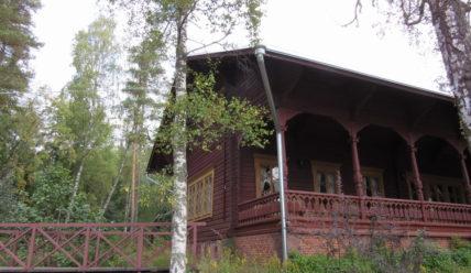 Лангинкоски, или где отдыхал русский царь