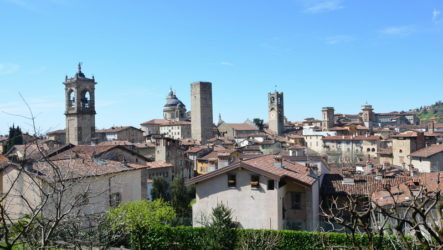 Бергамо: достопримечательности