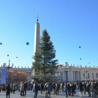 Новый год в Риме