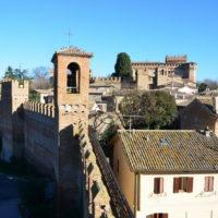 Градара и замок Малатеста