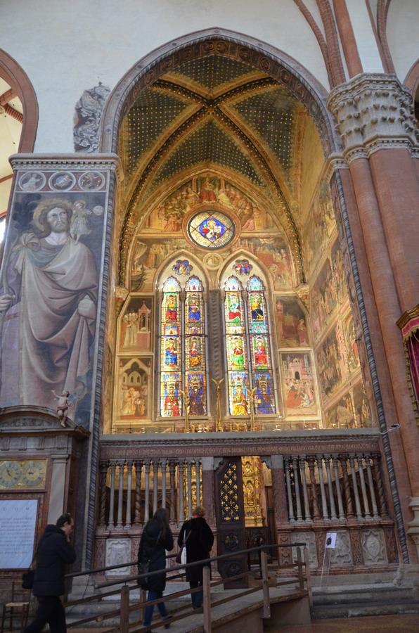 Болонья базилика Сан-Петронио