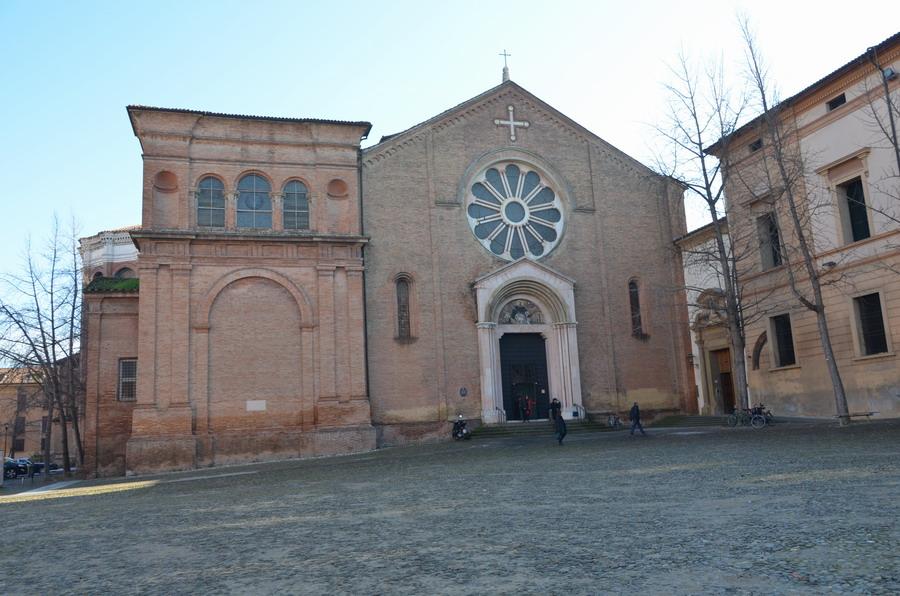 Болонья базилика Сан-Доменико