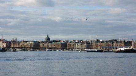 В гости к Карлсону (о Стокгольме – со своей колокольни)
