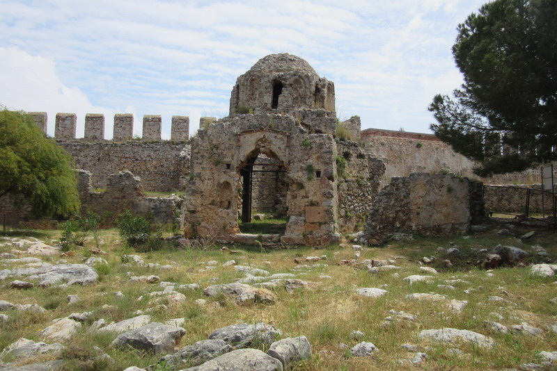 Ичкале Церковь Святого Георгия