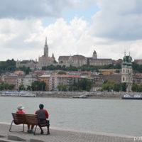 Будапешт день 2. Купальня Кирай, шоу фонтанов