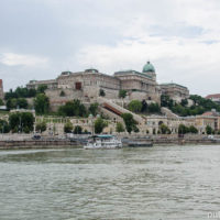 Будапешт. На кораблике по Дунаю