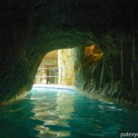 Купальни Мишкольц-Тапольца. Пещеры с термальной водой