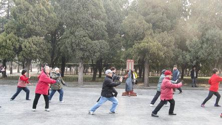 Кое-что о китайских нравах. Что заметил на бегу