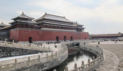 Китайская архитектура. Взгляд дилетанта