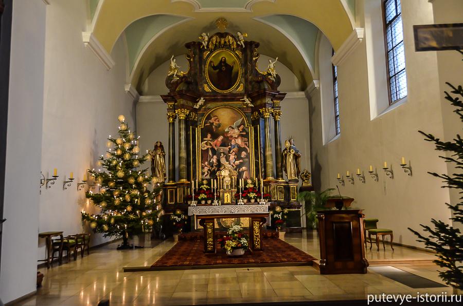 монастырь Св. Магдалены