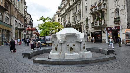 Белград: достопримечательности столицы Сербии. Улица князя Михаила и Калемегдан