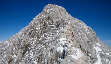 Поход по Юлийским Альпам-2. Восхождение на Триглав
