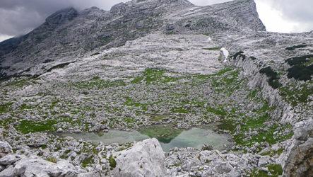Поход по Юлийским Альпам-3. Долина Триглавских озер