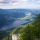 Поход по Юлийским Альпам-4. Спуск к Бохиню. Водопад Савица и гора Вогель