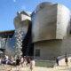 Музей Гуггенхайма в Бильбао: снаружи и внутри