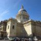 Париж, Пантеон: смотровая площадка и мавзолей