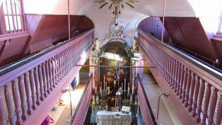 Амстердам, музей Амстелкринг. В поисках спрятанной церкви
