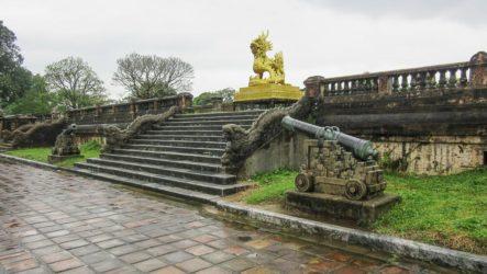 Хюэ, древняя столица Вьетнама