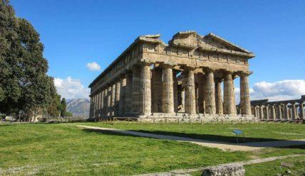 Древний Пестум и его храмы