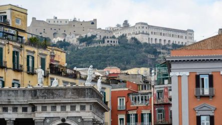 Неаполь, виа Толедо