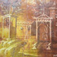 Фрески Помпей, античная живопись