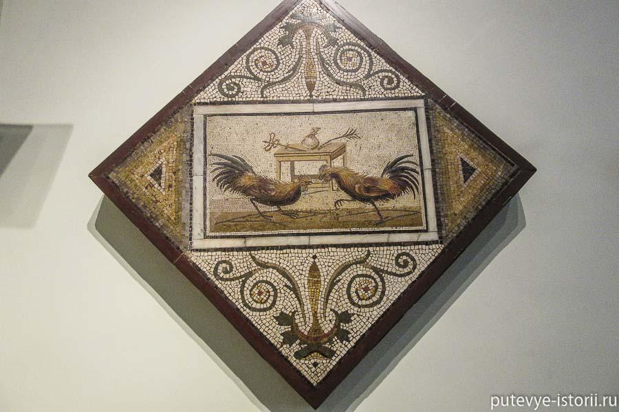 археологический музей в неаполе