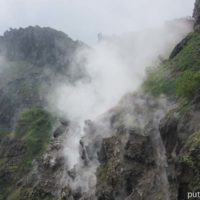 Подъем на вулкан Везувий