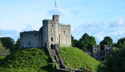 Кардифф и его замок