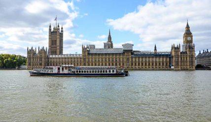 Экскурсия в Вестминстерский дворец в Лондоне