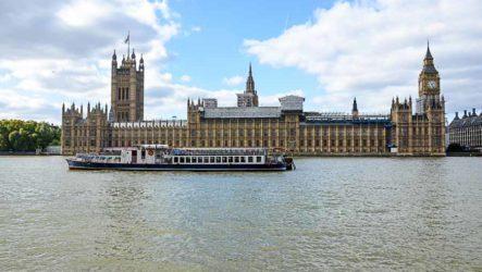 Экскурсия в Британский парламент в Лондоне