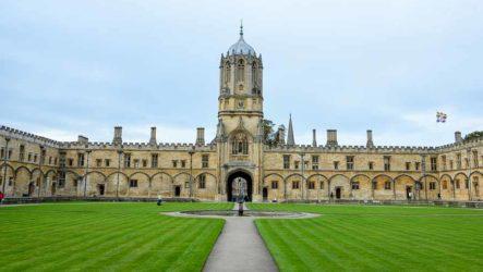Поездка из Лондона в Оксфорд