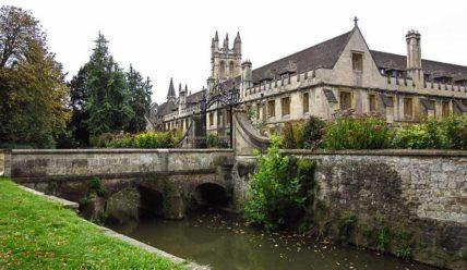 Оксфорд: город и университет. Продолжение прогулки