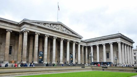 Британский музей в Лондоне