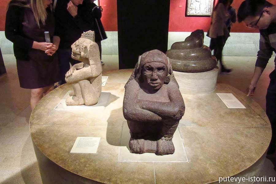 экспонаты британского музея