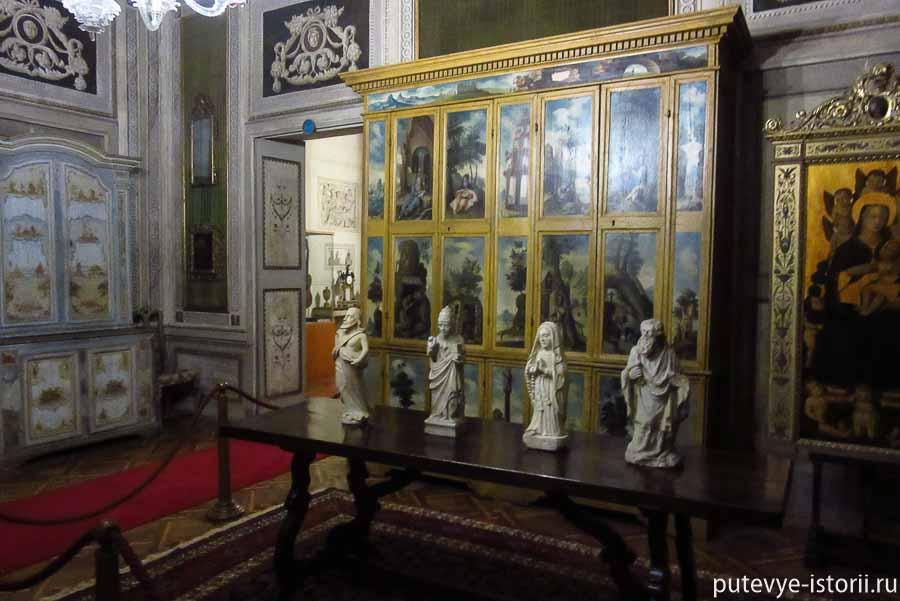 мантуя Палаццо д'Арко
